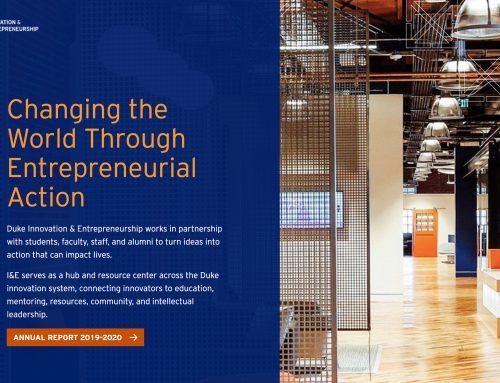 Duke Innovation and Entrepreneurship